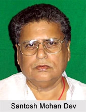 Santosh Mohan Dev, Indian Politician