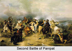 Second Battle of Panipat
