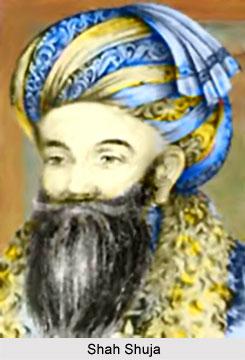 War of Succession After Shah Jahan
