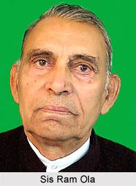 Sis Ram Ola, Indian Politician