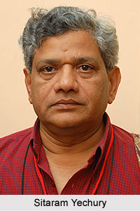 Sitaram Yechury, Indian Politician
