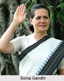 Sonia Gandhi, Indian Politician
