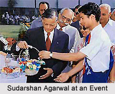 Sudarshan Agarwal, Former Governor of Sikkim