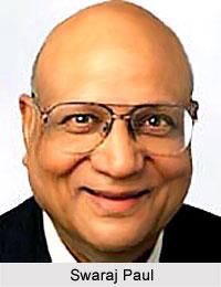 Swaraj Paul, Indian Businessman