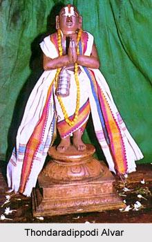 Thondaradippodi Alvar, Tamil Poet
