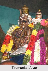 Tirumankai Alvar, Tamil Poet