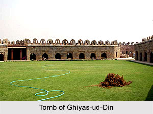 Tomb of Ghiyas ud Din