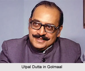Utpal Dutta, Indian Actor