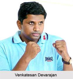 Venkatesan Devarajan, Indian Boxer