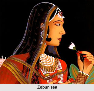 Zebunissa, Mughal Princess
