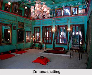 Mughal Zenanas, Mughal Dynasty