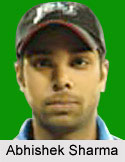 Abhishek Sharma, Delhi Cricket Player