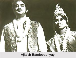 Ajitesh Bandopadhyay, Bengali Theatre Personality