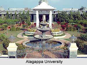 Alagappa University, Tamil Nadu