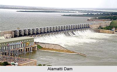 Alamatti Dam, Karnataka