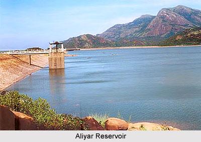 Aliyar Reservoir, Tamil Nadu