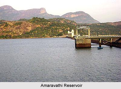 Amaravathi Reservoir, Tamil Nadu