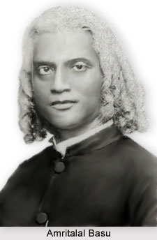 Amritalal Basu, Bengali Theatre Personality