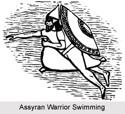 Ancient History of Swimming