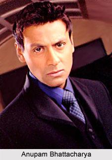 Anupam Bhattacharya, Indian TV Actor