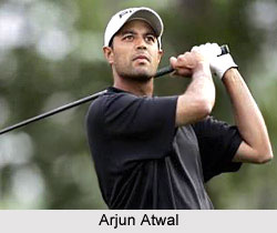 Arjun Atwal, Indian Golfer