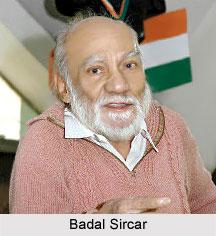 Badal Sircar, Bengali Theatre Personality