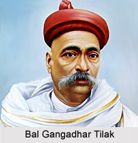 Bal Gangadhar Tilak in Indian National Movement