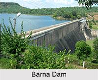Barna Dam, Madhya Pradesh