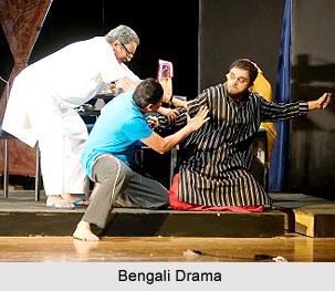Contemporary Bengali Theatre