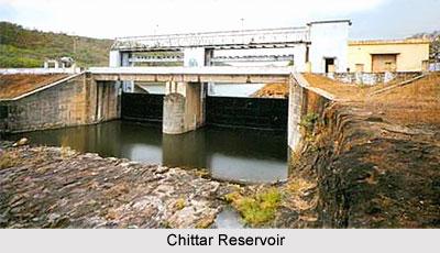 Chittar Reservoir, Tamil Nadu