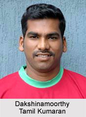 Dakshinamoorthy Tamil Kumaran, Tamil Nadu Cricket Player