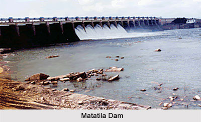 Dams in Lalitpur District, Uttar Pradesh