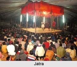 Development of Jatra