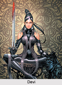 Devi, Indian Comics Series
