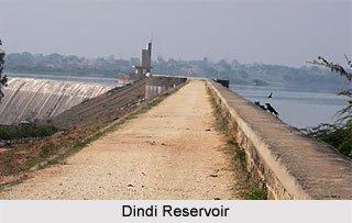 Dindi Reservoir, Andhra Pradesh