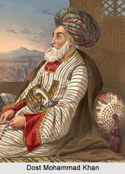 Dost Mohammad Khan, Nawab of Bhopal