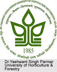 Dr.Yashwant Singh Parmar University of Horticulture & Forestry, Solan, Himachal Pradesh