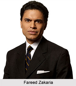 Fareed Zakaria, Indian TV Anchor