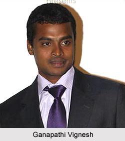 Ganapathi Vignesh, Tamil Nadu Cricket Player