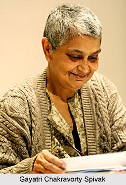 Gayatri Chakravorty Spivak, Indian Literary Personality
