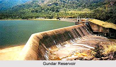 Gundar Reservoir, Tamil Nadu