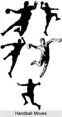 Handball Moves
