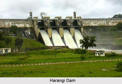 Harangi Dam, Karnataka