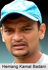 Hemang Kamal Badani, Tamil Nadu Cricket Player