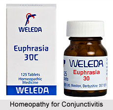 Homeopathy for Conjunctivitis