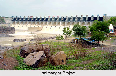 Indirasagar Project, Madhya Pradesh