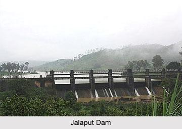 Jalaput Dam, Orissa
