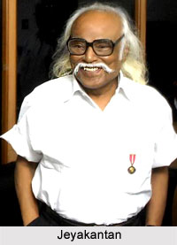 Jeyakantan, Tamil Author