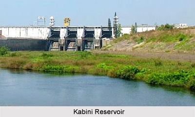 Kabini Reservoir, Karnataka
