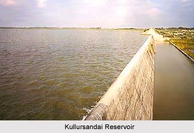 Kullursandai Reservoir, Tamil Nadu